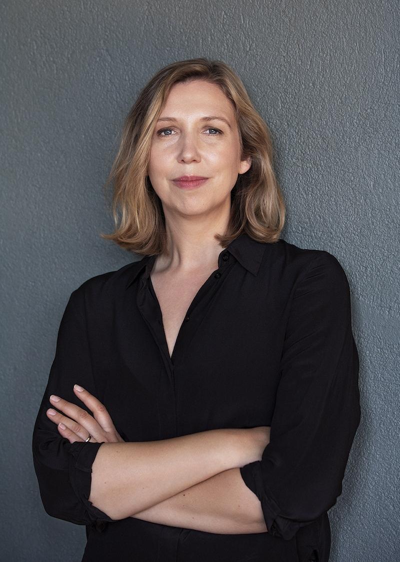 Helene Flood. Foto: Julie Pike